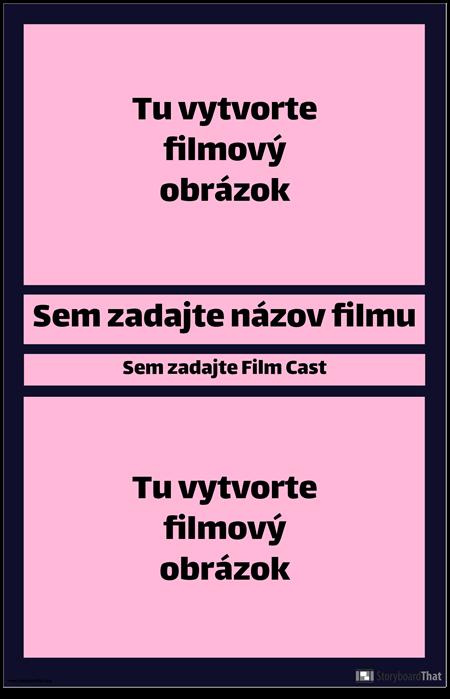 Filmový Plagát 2