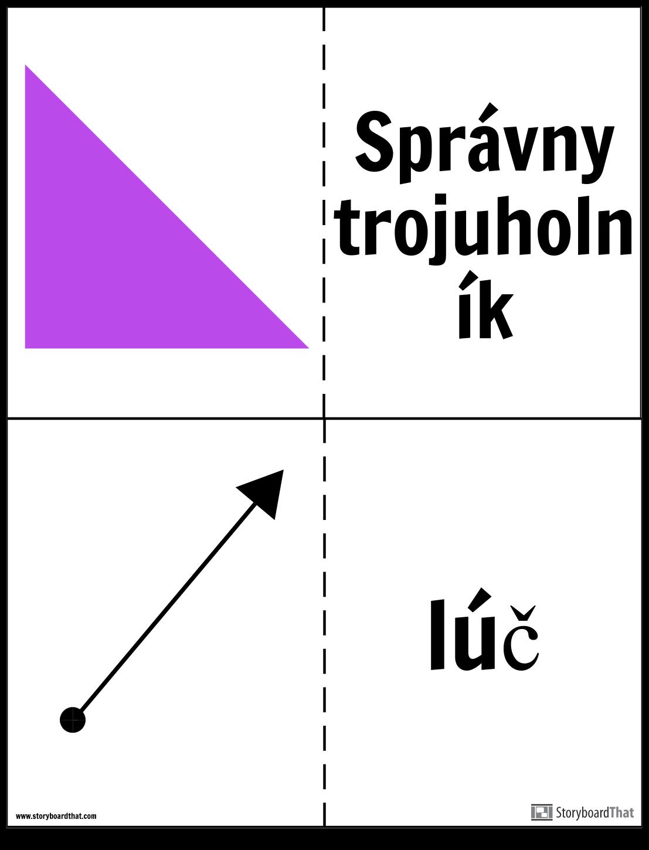 Geometrické Kartičky