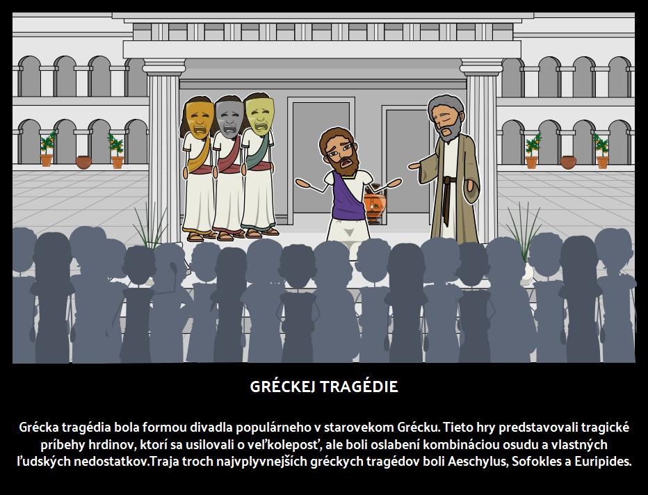 Grécka Tragédia