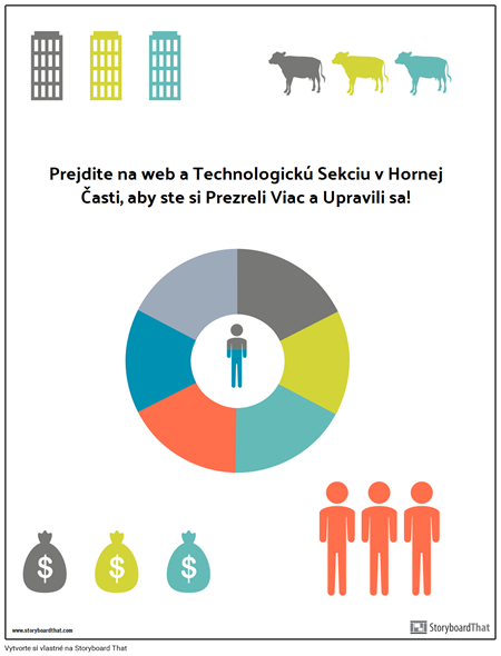 infografická šablóna