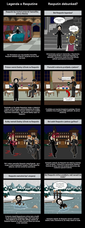 Komunizmus a Ruská Revolúcia - Debunking Rasputin