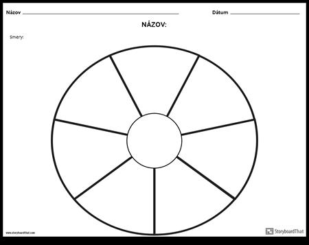 Kruhová Mapa - 9