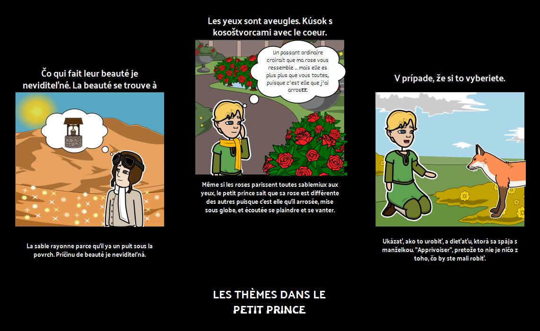 Le Petit Prince Témy