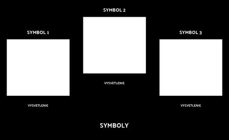 Šablóna Symbolizmu