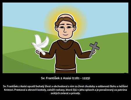 Svätý František z Assisi