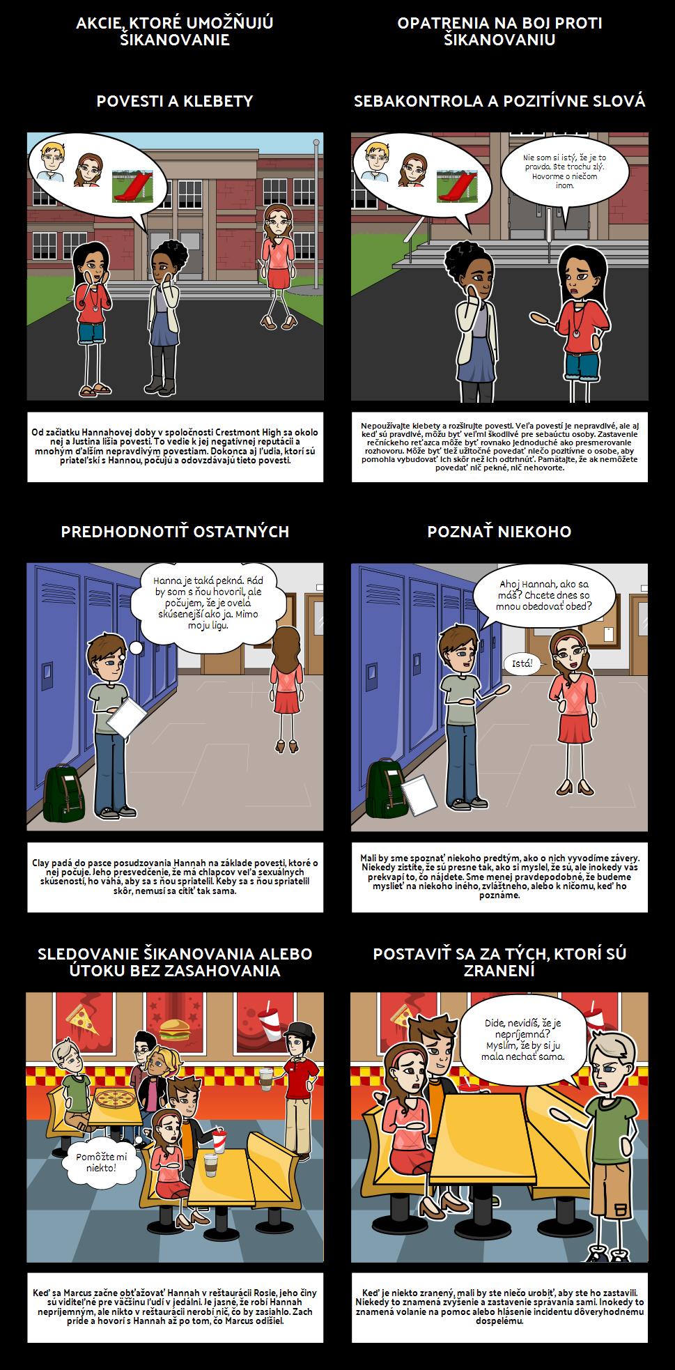 Trinásť Dôvodov, Prečo je Prevencia Šikanovania