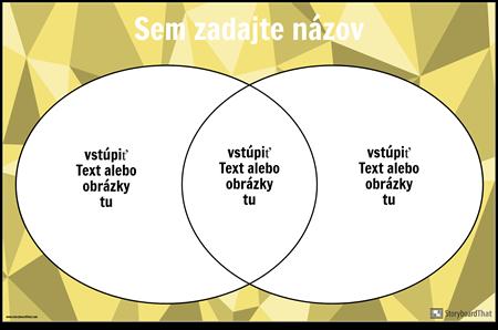 Venn Diagram 2 Kruhy