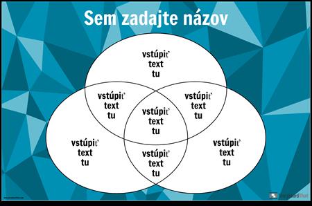 Venn Diagram 3 Kruhy