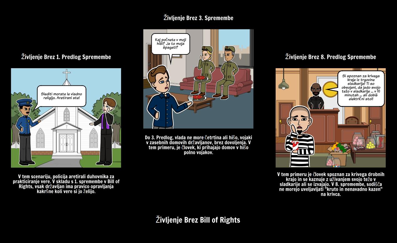 Bill of Rights - Življenja Brez Njega