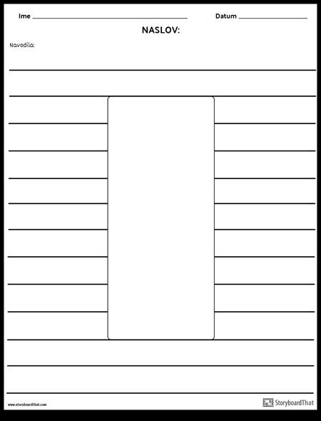 Ilustracija Pravokotnika
