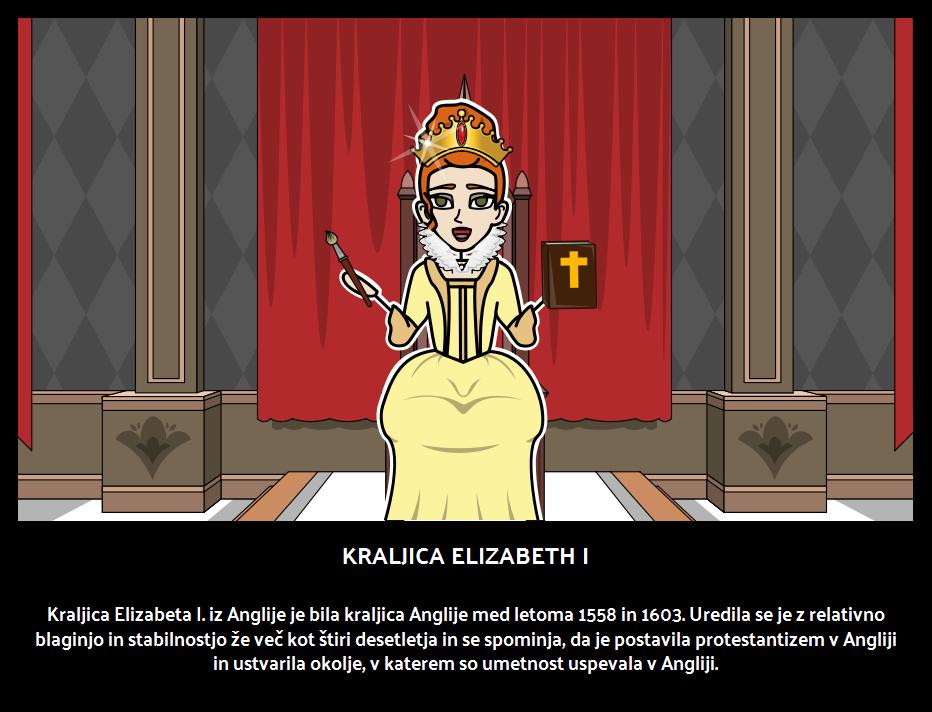 Kraljica Elizabeta I.