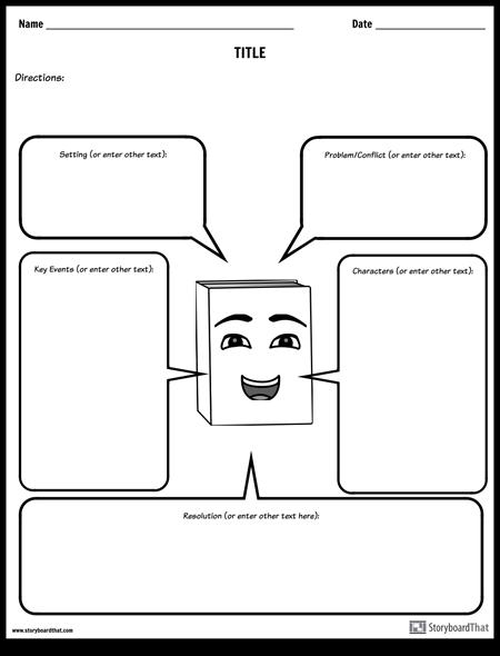 Story Map - Knjiga