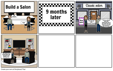 build a salon