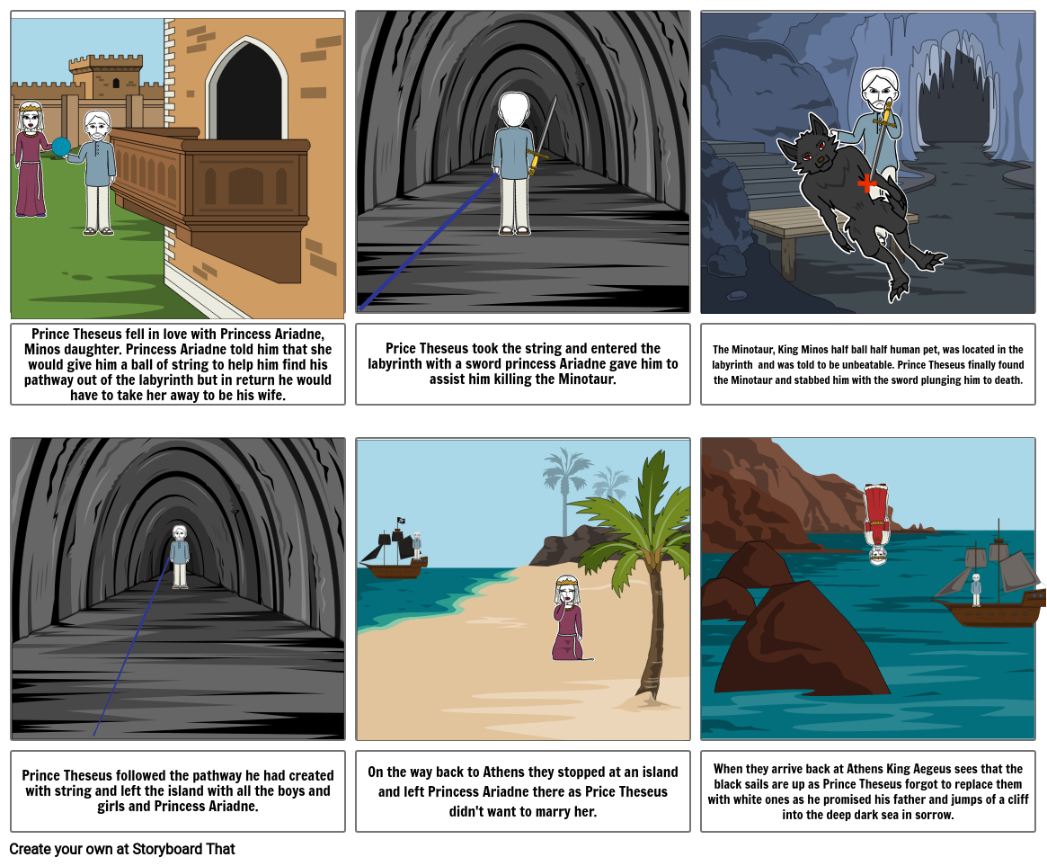 Part 2 Storyboard By Sophie Pink