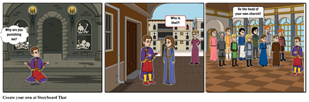 Henry VIII and the Divorce Continued