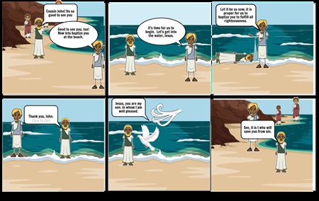 Jesus's Baptism:final version