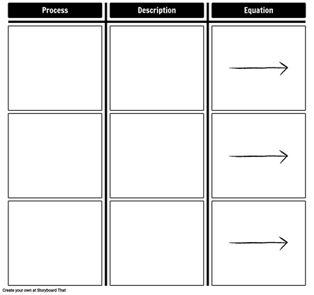 Scientific Process Template