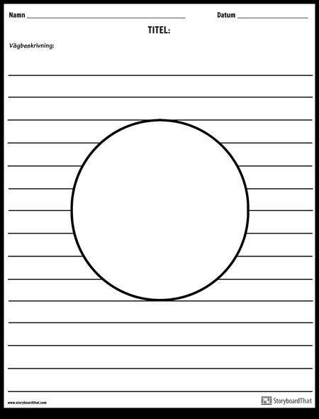 Cirkel Illustration