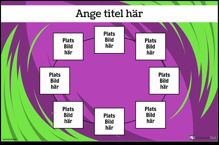 Cykeldiagramaffisch