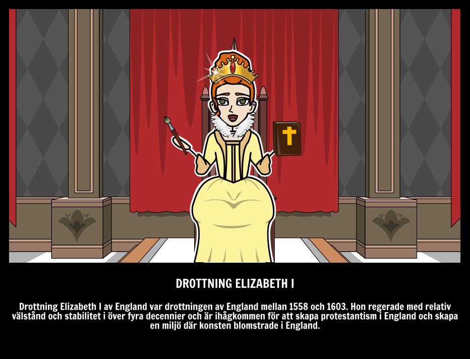 Drottning Elizabeth I