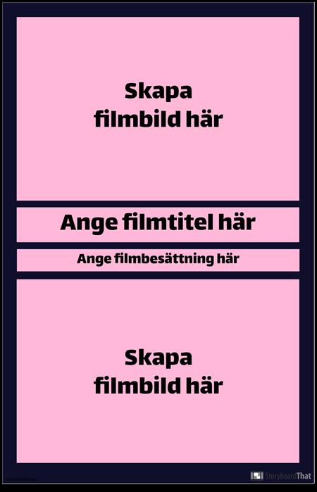 Filmaffisch 2