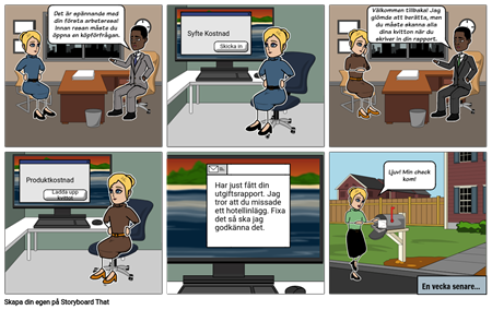 Kostnadsrapporter