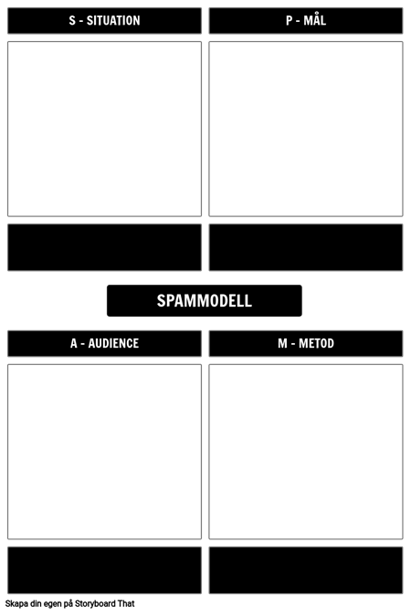 SPAM-modellmall