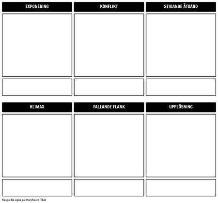 Story Disposition Storyboard Mall