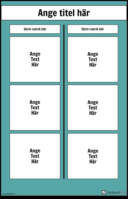 T-diagramaffisch