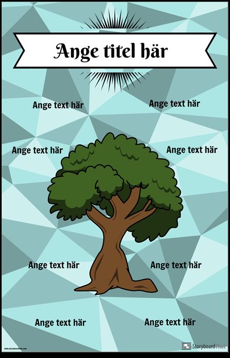 Tree Anchor Chart
