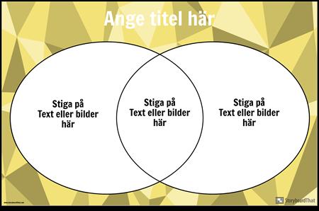 Venn Diagram 2 Cirklar