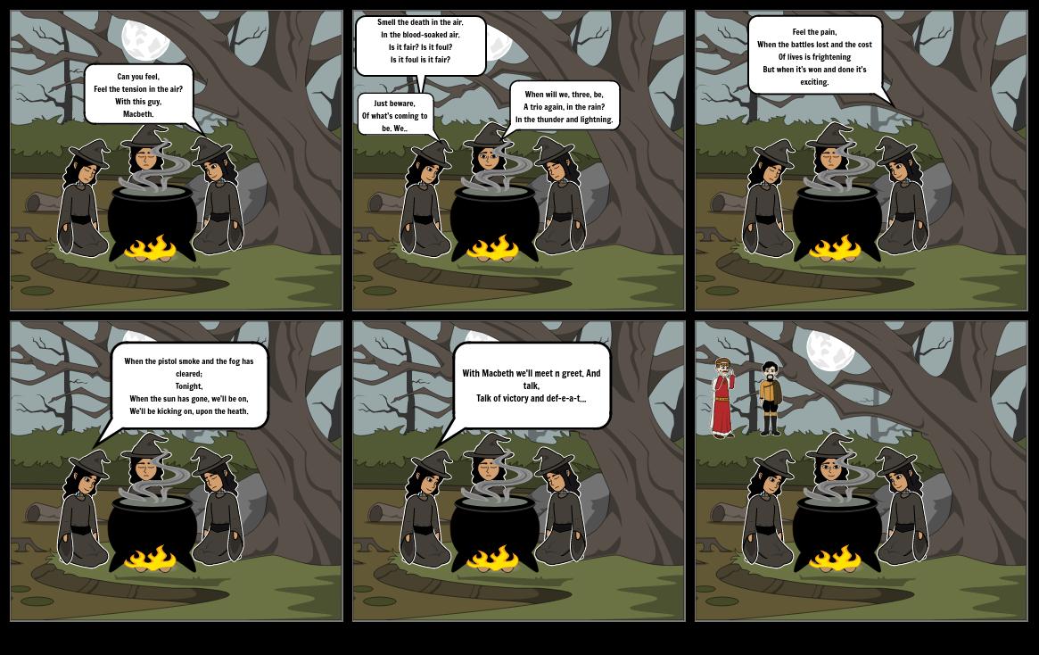 English Macbeth