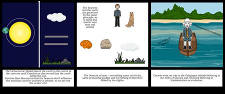 Darwin's Disenchantment
