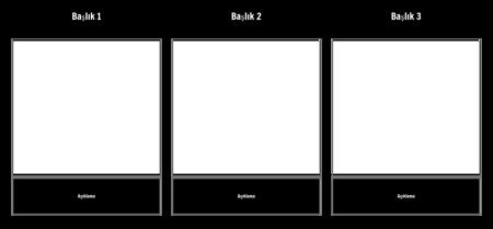 3 x 3 T şeması