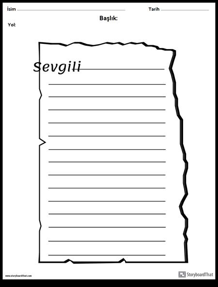 Eski Mektup