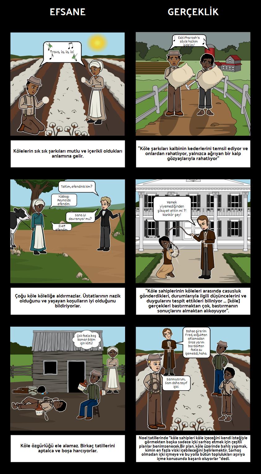 Frederick Douglass Mythbusters'ın Yaşam Öyküsü