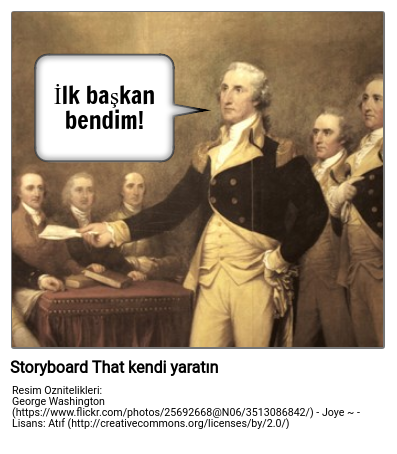 George Washington Örnek