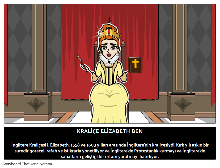 Kraliçe I. Elizabeth