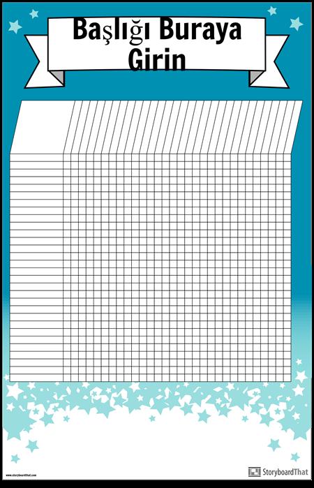 Öğrenci Şeması Posteri
