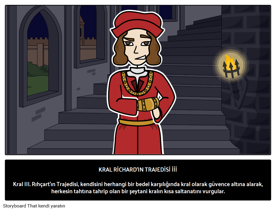 William Shakespearein Kral Lear ın trajedisi. özet