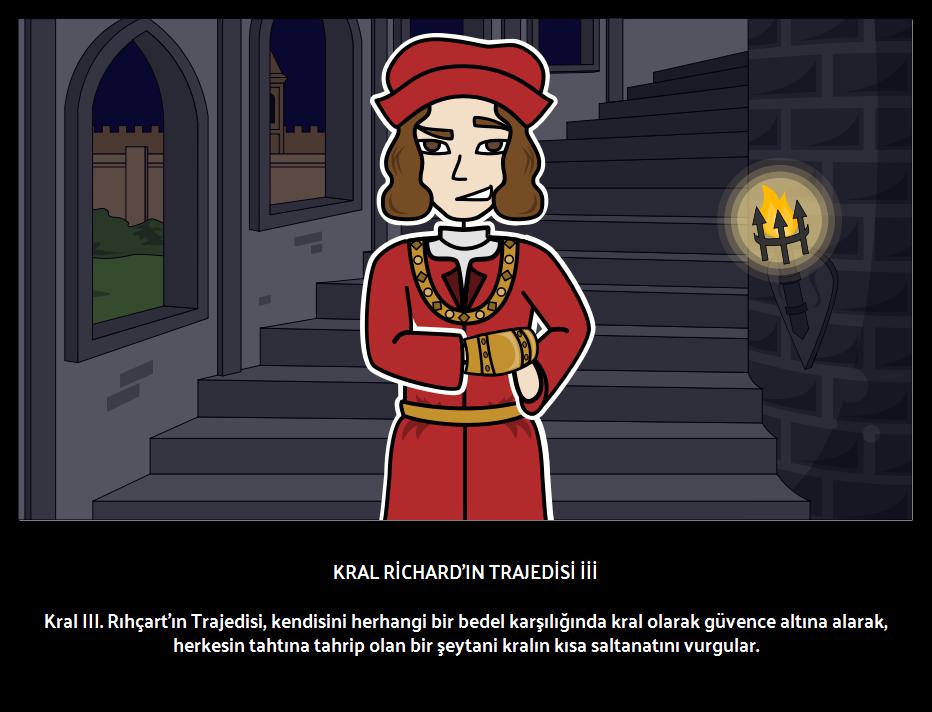 William Shakespearein Kral Lear ın trajedisi. özet