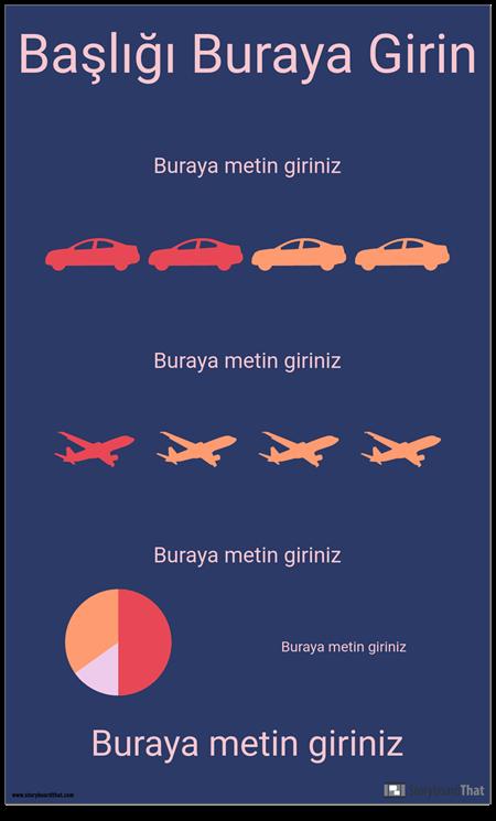 Ulaşım PSA Infographic