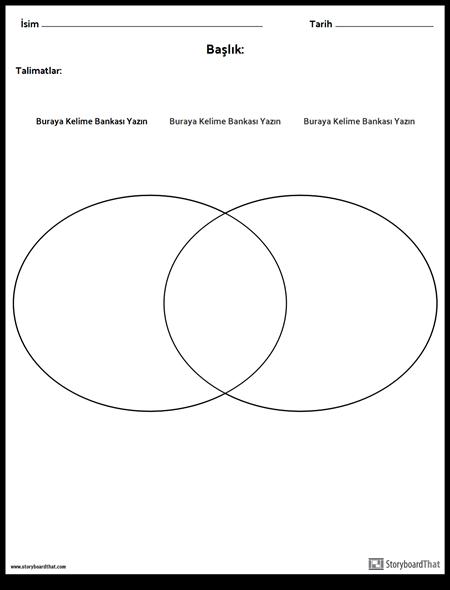 Venn Şeması - 2