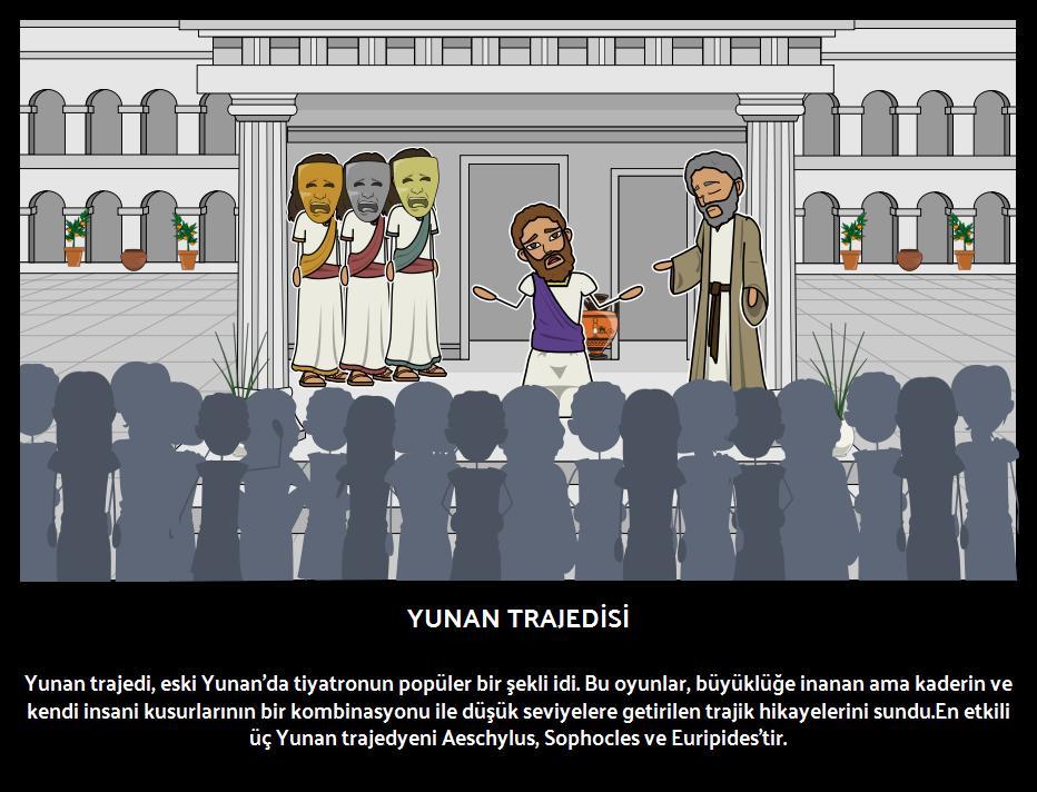 Yunan Trajedisi