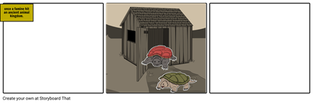 how the tortoise got his crooked shell