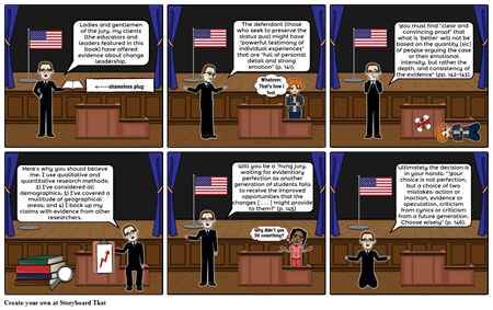 Reeves' closing arguments