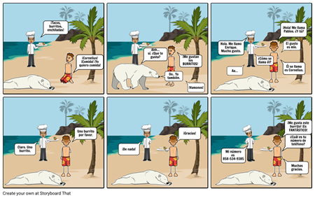 Spanish Comic #2