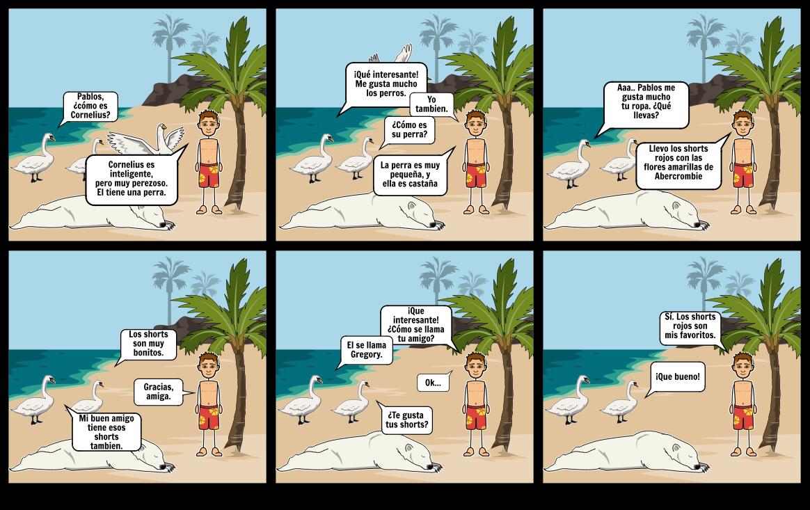 Spanish Comic #4