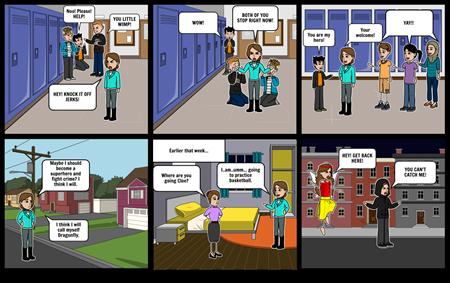 Hero's Journey Comic Part 2