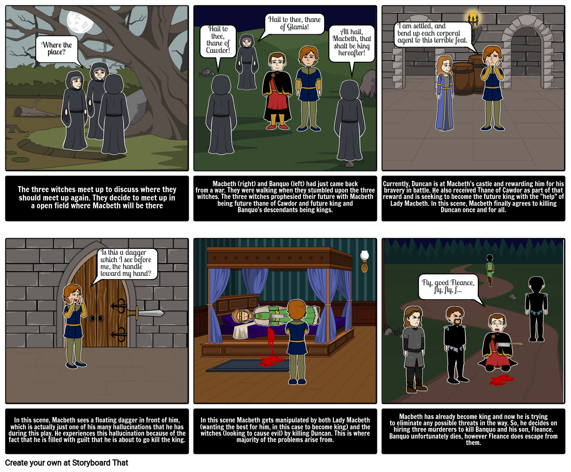 Macbeth Project Part 1